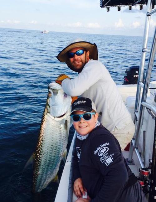 Tampa bay fishing anna maria island july fishing report for Anna maria fishing report