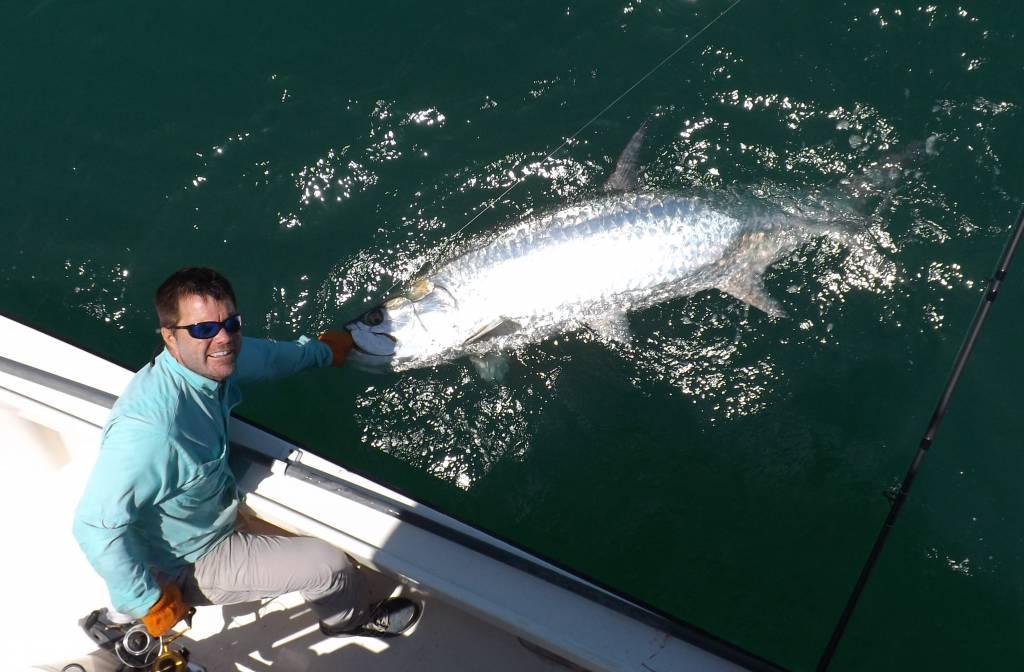 Tampa fishing guide