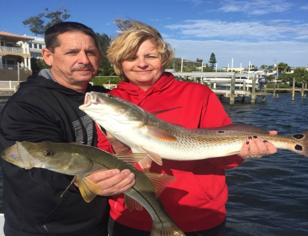 Tampa Bay charters report