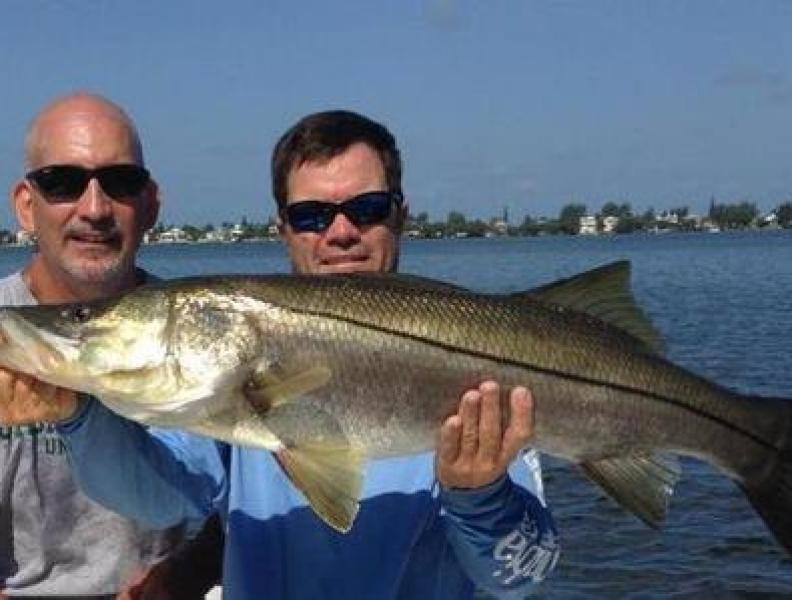 Tampa bay fishing tampa bay oct 13 fishing report for Fishing report tampa bay